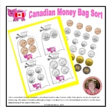 Canadian Money Bag Sort