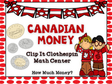 Canadian Money Clip It Center