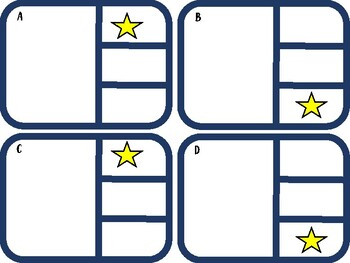 Canadian Money - Clothespin Quiz Cards