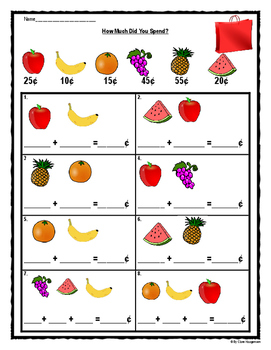 Delicate image pertaining to free printable making change worksheets