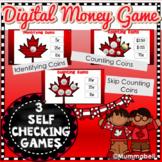 Canadian Money - Digital Activities