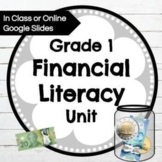 Canadian Money: Financial Literacy Unit in Google Slides - New 2020 Ontario Math