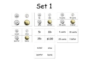 Canadian Money Flashcards