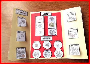 Canadian Money Lapbook (Grade 1)
