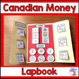 Canadian Money Lapbook (Grade 1)
