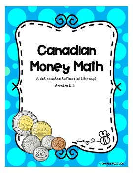 Canadian Money Math Introduction