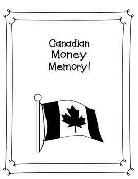 Canadian Money Memory