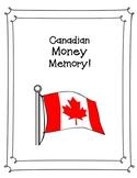 Canadian Money Memory - Colour