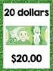 Canadian Money Posters (Coins and Bills)