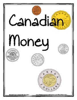 canadian money printable coins by 4 by 4 math and teaching resources. Black Bedroom Furniture Sets. Home Design Ideas