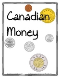 Canadian Money Printable Coins