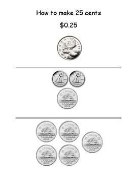 Canadian Money Printout