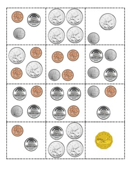 Canadian Money Shopping Center- French Immersion
