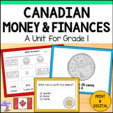 Canadian Money Unit (Grade 1)