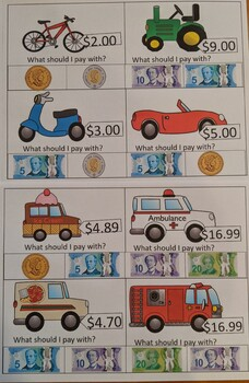 Canadian Money What Do I Pay With Car Theme