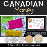 Canadian Money activities, Posters and Identifying Canadia