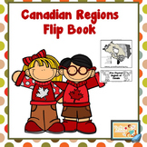 Canadian Physical regions Flip Book - Inquiry Project