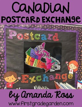 Canadian Postcard Exchange Bulletin Board Freebie