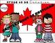 Canadian Postcards *EDITABLE*