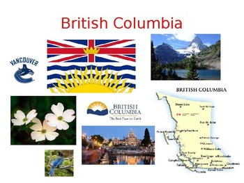 Canadian Provinces & Territories PowerPoint
