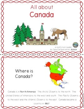 Canadian Provinces & Territories Research Packages BUNDLE