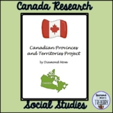 Canadian Provinces and Territories Project