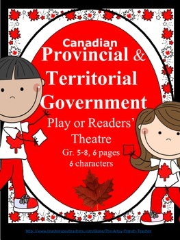 Canadian Provincial & Territorial Government Play or Reade