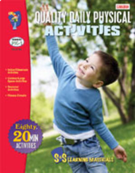 Canadian Quality Daily Physical Activities Grades PK-1