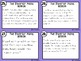 Canadian Regions: Math Task Cards