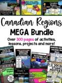 Canadian Regions Mega Bundle!