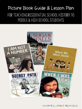 Canadian Residential School Resource: Picture Book Guide and Lesson Plan