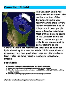 Canadian Shield DBQ