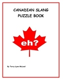 Canadian Slang Puzzle Book
