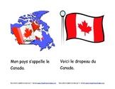 Livre sur les symboles du Canada /Canadian symbols (Ontari