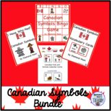Canadian Symbols Activities bundle