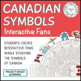 Canada Symbols Project - Interactive Fan - PBL