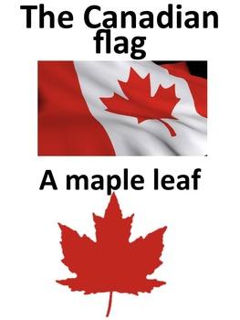 Canadian Symbols, Flashcards