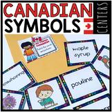 Canadian Symbols | Picture Match Activity