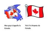 Livre sur les symboles du canada/Canadian Symbols (British-Columbia) (BC) French