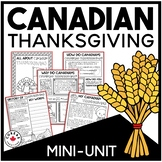 Canadian Thanksgiving | Non-Fiction and Craft