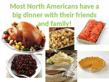 Canadian Thanksgiving PowerPoint