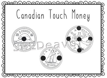 Canadian Touch Money