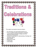 Canadian Traditions and Celebrations