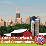 Canadian Urban And Rural Communities Gr. 2-3