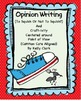 Canadian Version Opinion Writing Craft-ivity To Squish or Not? (CC Aligned)