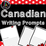 Canadian Writing Prompts