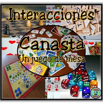Canasta Card Game Bilingual Terminology, Vocabulary and Rules