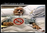 Dangers of Smoking Lesson