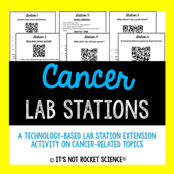 Cancer Lab Station Activity