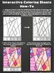 Breast Cancer Awareness Ribbon Coloring Sheet